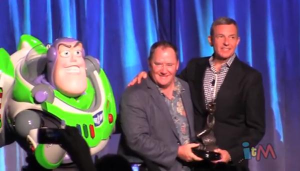 Steve Jobs e Pixar