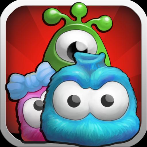 Eyes Attack: su iPad e iPhone battaglia con occhiuti budini gelatinosi