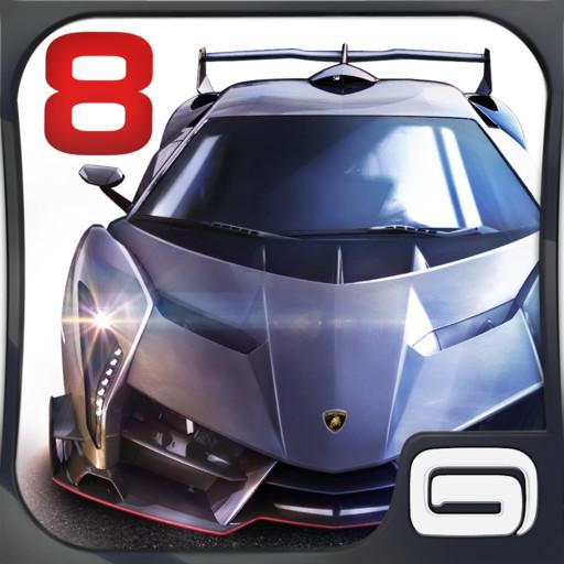 Asphalt 8 Airborne, ritornano le spericolate corse d'auto arcade su App Store