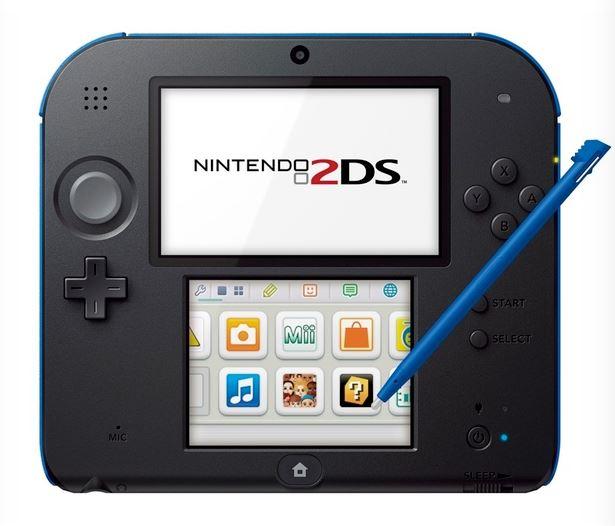 Nintendo 2DS: Nintendo toglie una dimensione e abbassa il prezzo al 3DS