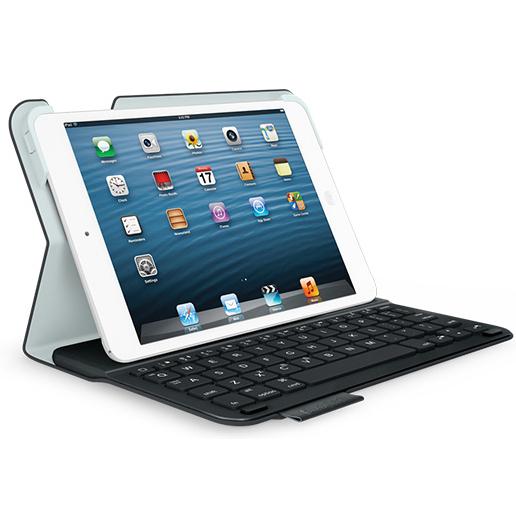 Logitech Keyboard Folio for iPad mini, nuova tastiera con cover integrata