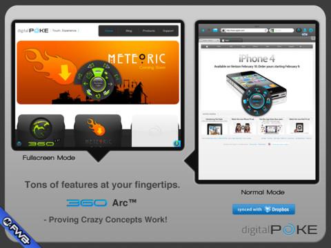 utilizzare flash su ipad 360 web browser