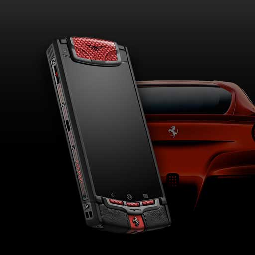 Vertu TI Ferrari, uno smartphone da oltre 12.000 euro