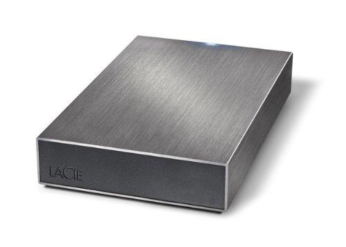 LaCie Minimus, mini HD desktop da 3 TB in alluminio: 132 euro su Amazon.it