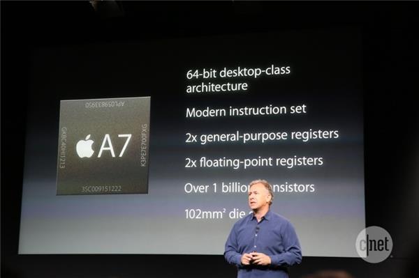 A7 Apple A7 Schiller