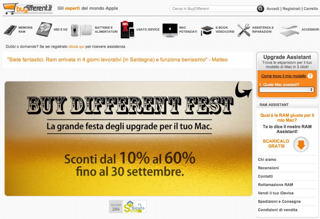 BuyDifferent Fest