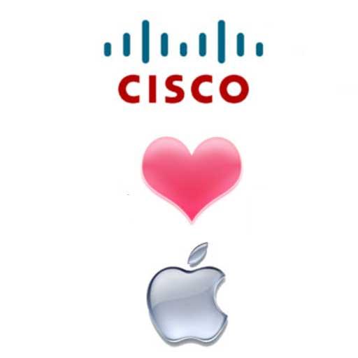 Cisco utilizza e gestisce 35.000 Mac