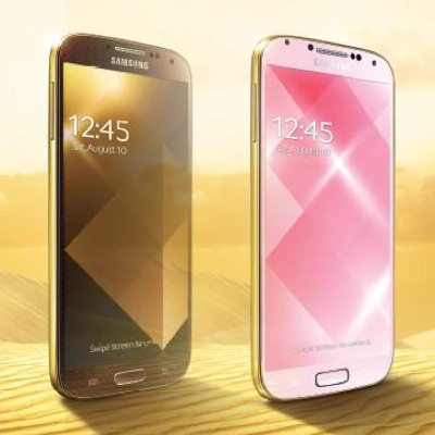 Galaxy S4 color oro