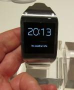 Samsung Galaxy Gear: galleria fotografica completa con dettagli
