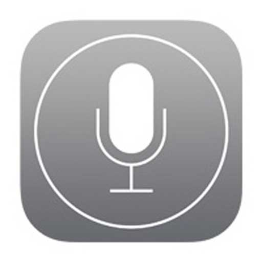 Icona Siri iOS7