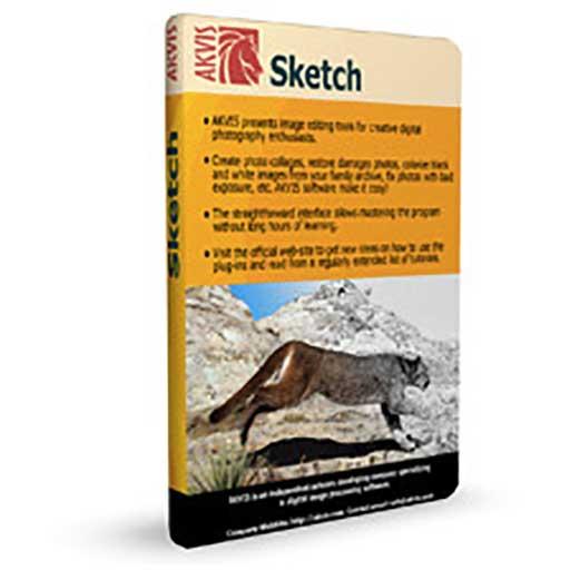 AKVIS Sketch v.15.0, aggiornato il software che trasforma le foto in disegni