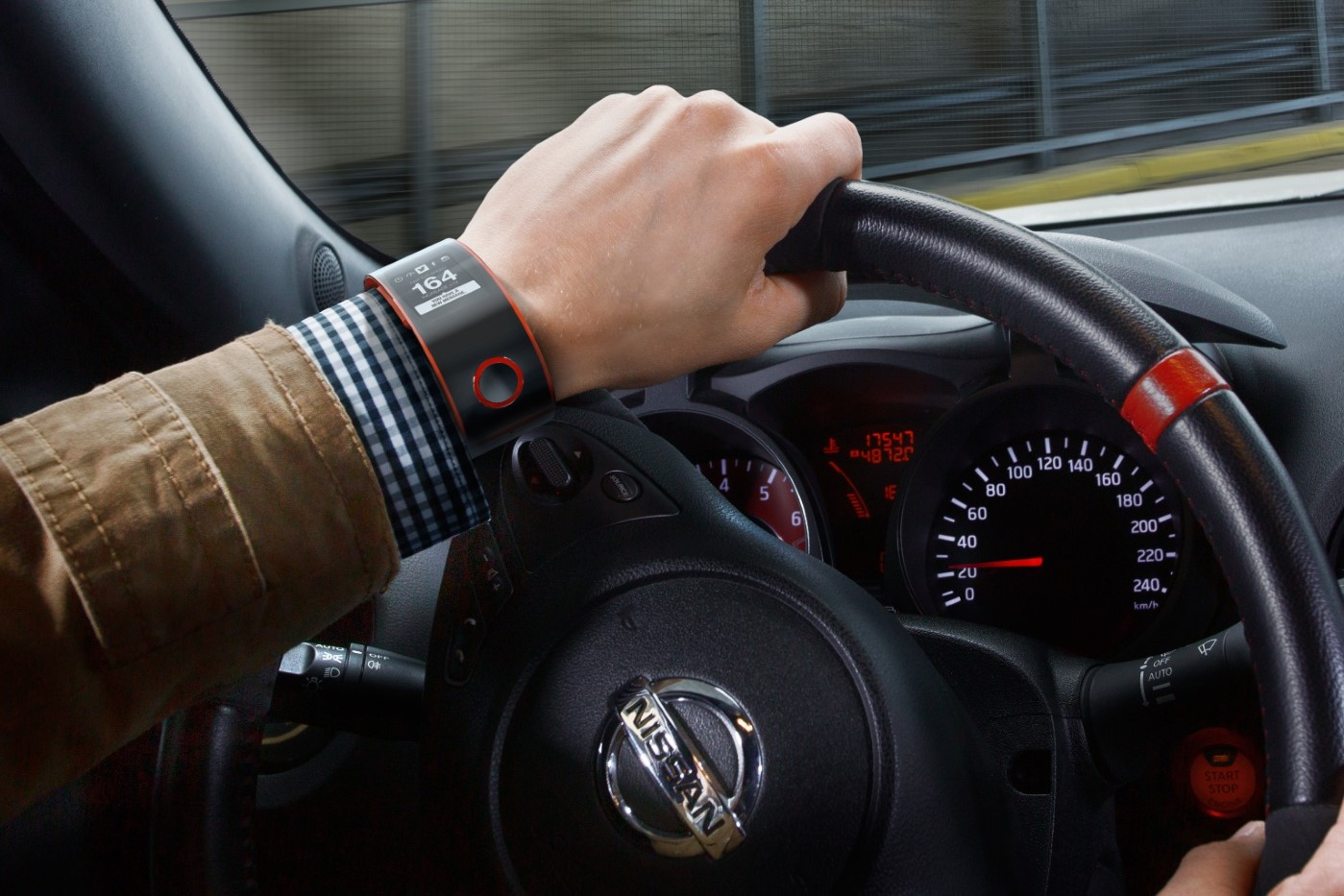 Nismo, anche Nissan presenta il suo smartwatch
