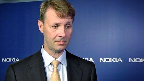 Nokia chairman Risto Siilasmaa