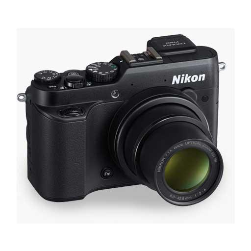 Nikon Coolpix P7800, compatta con prestazioni professionali