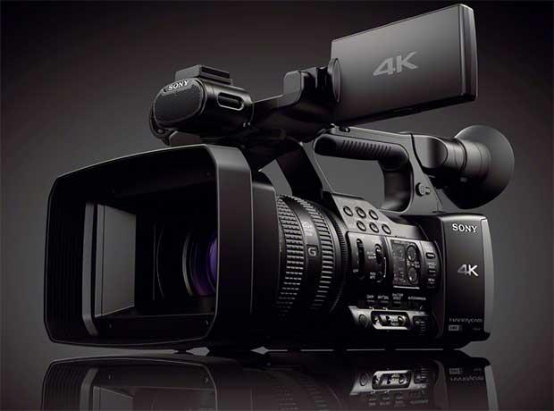 Handycam FDR-AX1E