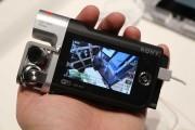 Sony HDR-MV1, la videocamera per video musicali