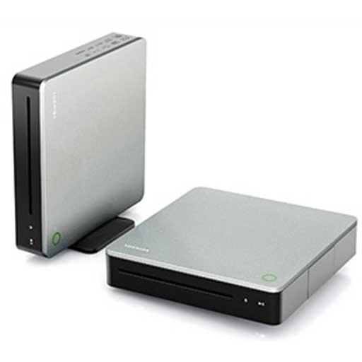 Toshiba BDX6400KE, nuova generazione di lettori Blu-ray Disc