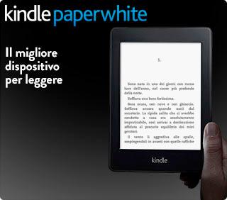 Nuovo Kindle Paperwhite, più veloce e con nuove funzioni software