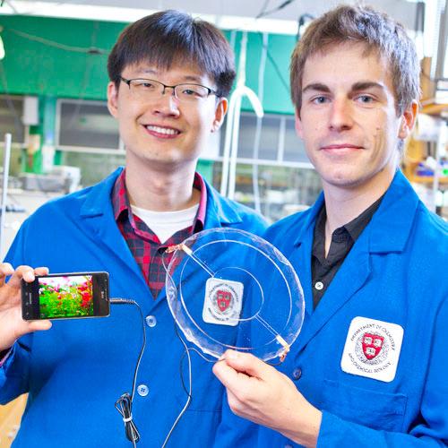 Speaker trasparenti nel futuro dell'elettronica
