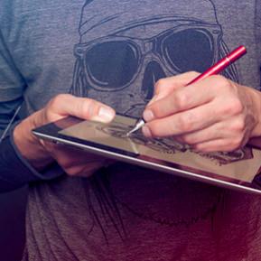 Jot Touch 4, il pennino di precisione per disegnare con l'iPad – il video