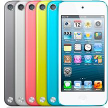 Grigio siderale anche per gli iPod touch, nano e shuffle