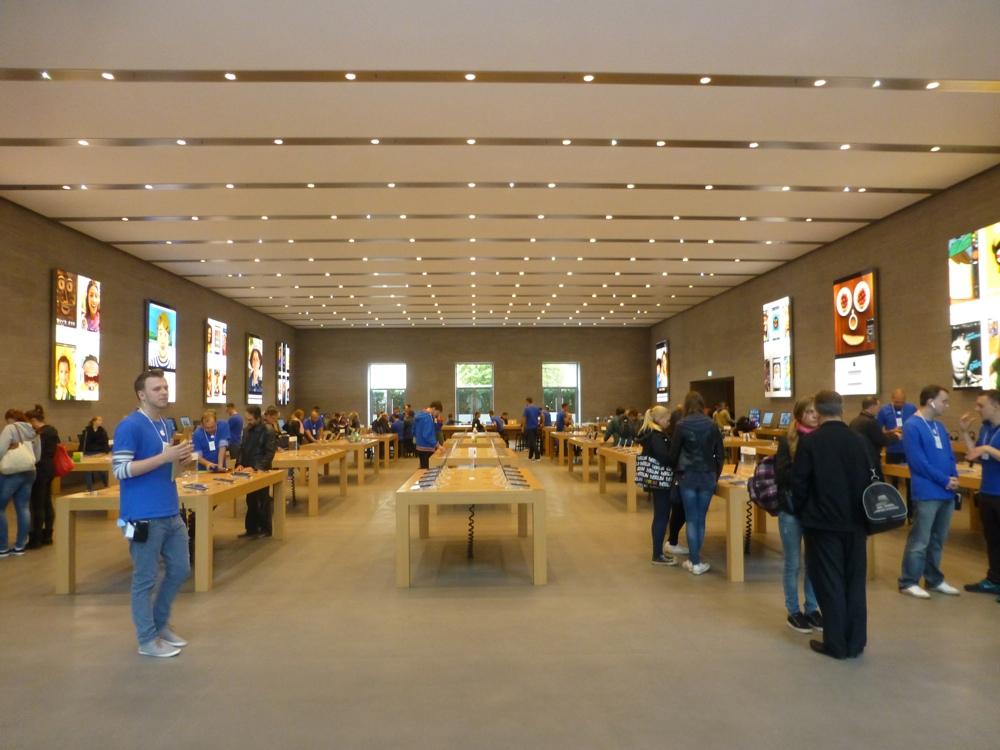 Lancio iPhone 5c e iPhone 5s, qui Berlino