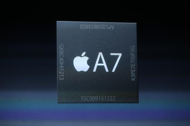 Chip A7: a breve termine pochi benefici dai 64 bit
