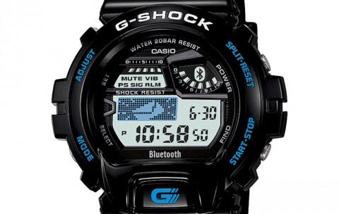 casio g-shock-bluetooth