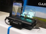 IFA 2013: Garmin HUD proietta sul parabrezza le indicazioni GPS di iPhone