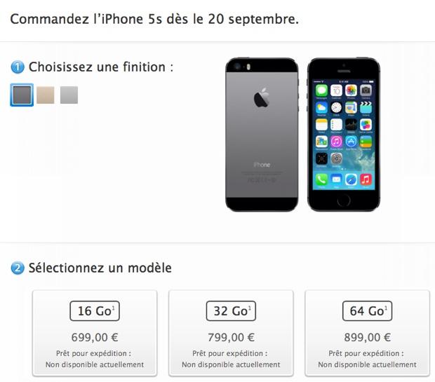 trova prezzi iphone 5 s