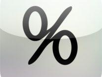 iSconti: calcola al volo sconti, percentuali e imposte, gratis per iPhone