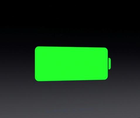 iOS 7 e batteria