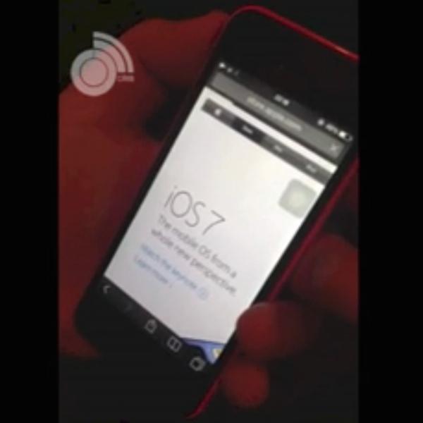 iPhone 5C: il primo video online mostra la navigazione web con Safari