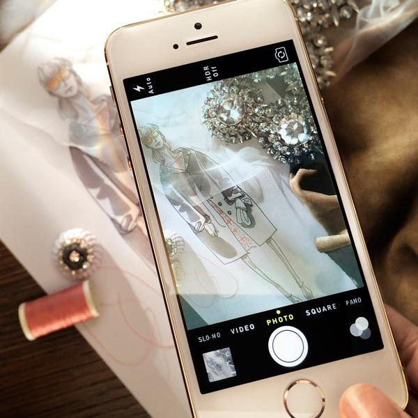 Prima del lancio iPhone 5s catturerà foto e video della sfilata Burberry