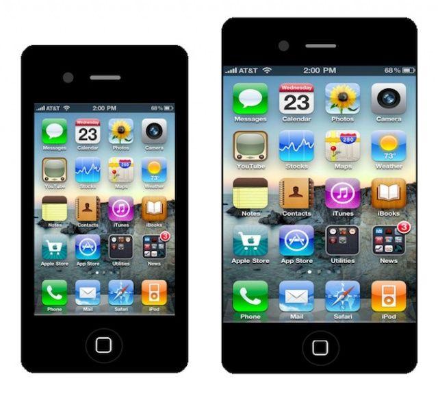 iPhone 6 avrà uno schermo privo di bordi?