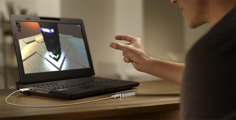 Leap Motion: su Amazon il dispositivo per controllare il Mac e PC con i gesti