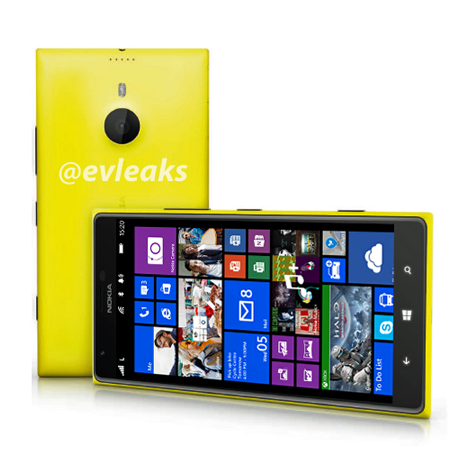Lumia 1520, ecco il primo phabelt con Windows Phone in un rendering