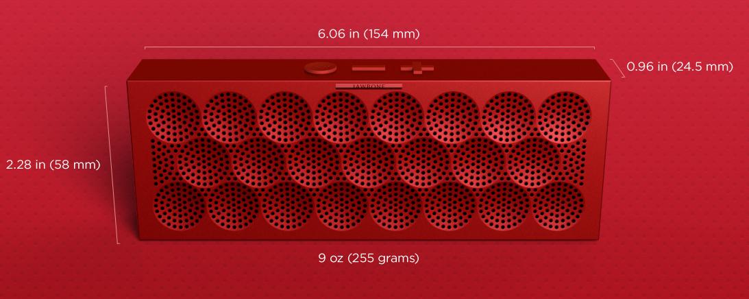 MINI Jambox, nuovo speaker portatile compatibile con iOS