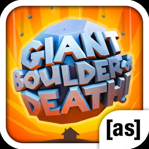 Giant Boulder of Death, un endless runner che crea assuefazione