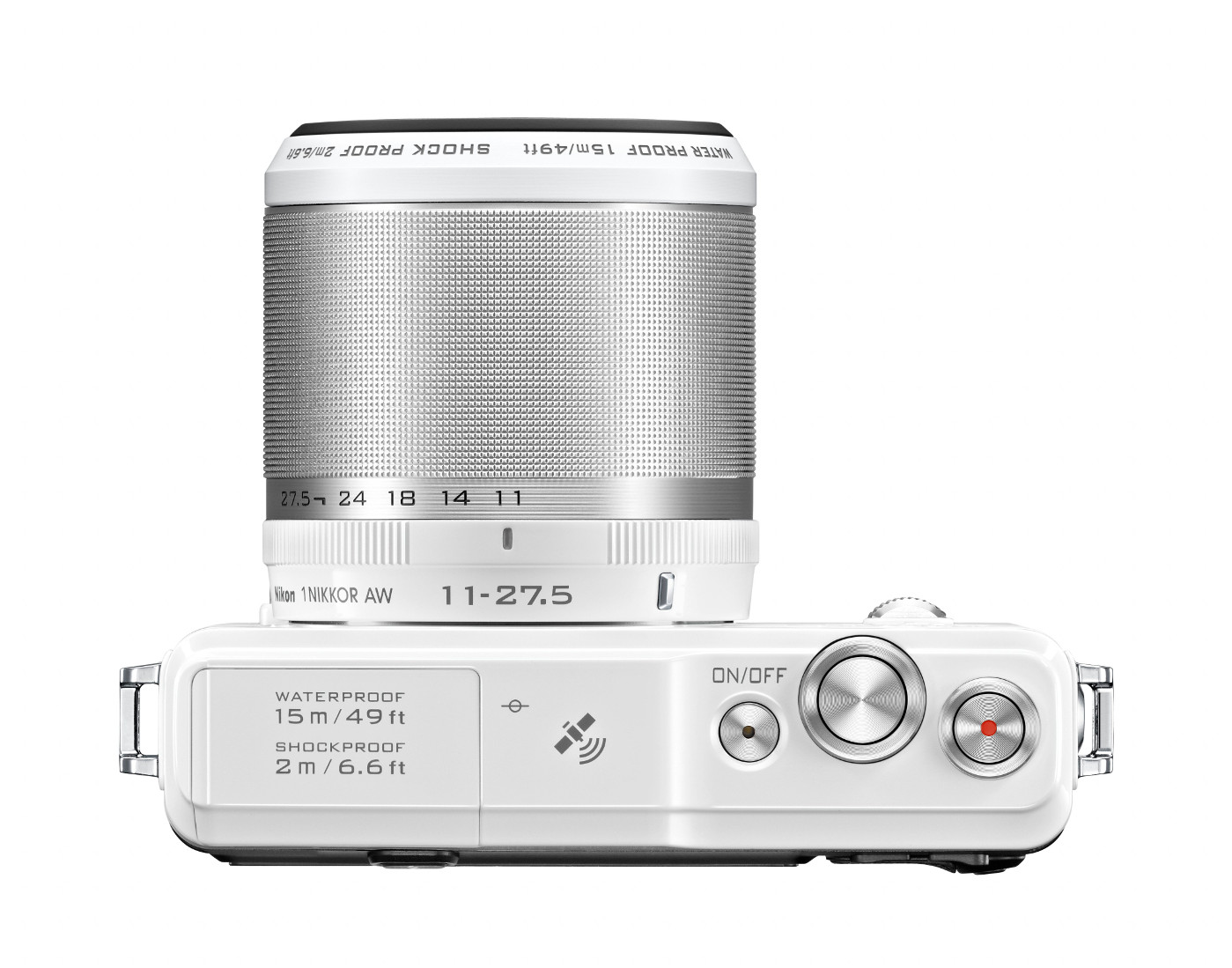 Nikon 1 AW1, fotocamera impermeabile e antiurto