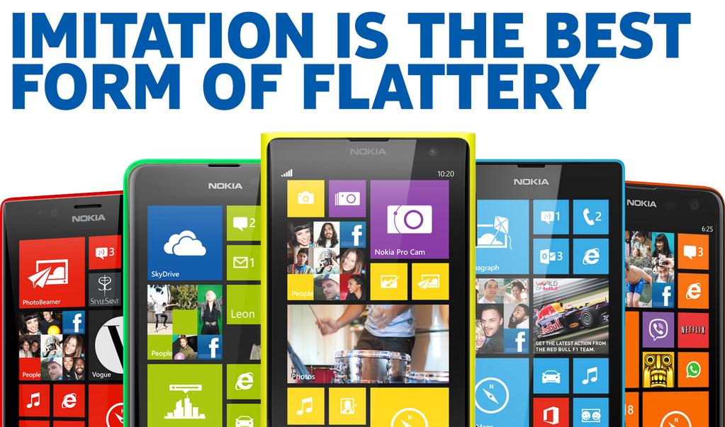 Nokia ironizza su iPhone 5C subito dopo la presentazione