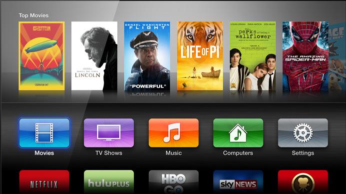 Update 6.0 di Apple Tv