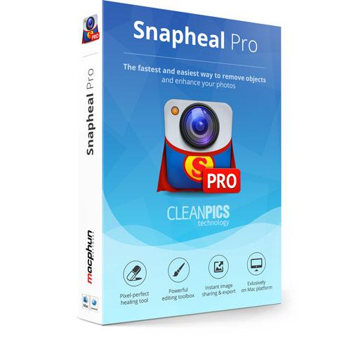 Snapheal Pro, fotoritocco facile per le vostre foto digitali