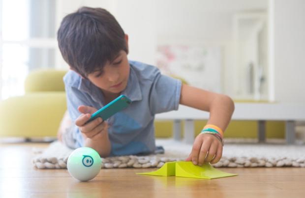 Orbotix Sphero 2: la palla robot controllabile da iPhone ora più veloce e migliorata