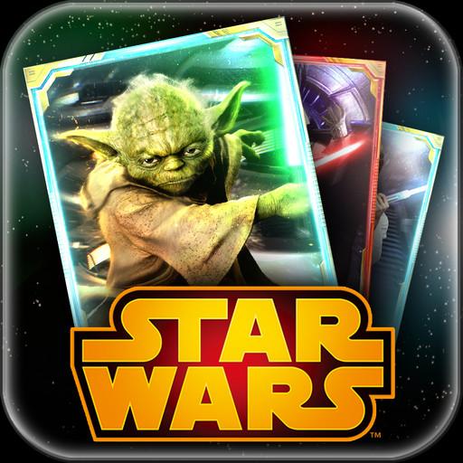 Star Wars Force Collection, il gioco di carte collezionabili per iOS