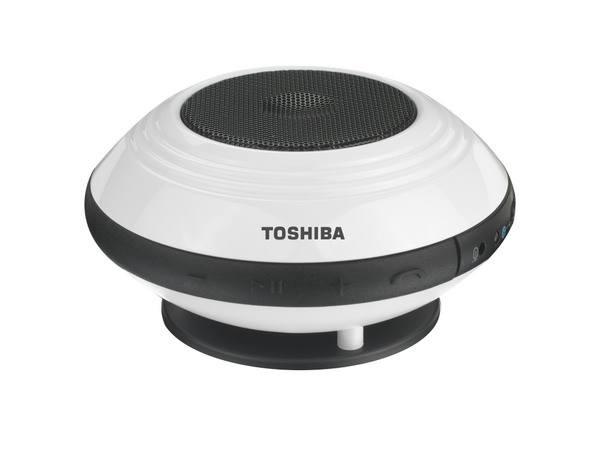 Toshiba TY-SP1EU e TY-SP3EU, speaker wireless portatili Bluetooth