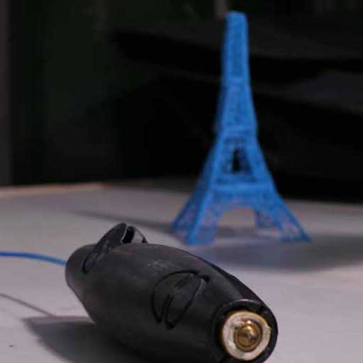 3Doodler, la penna per disegnare in 3D arriva nel 2014
