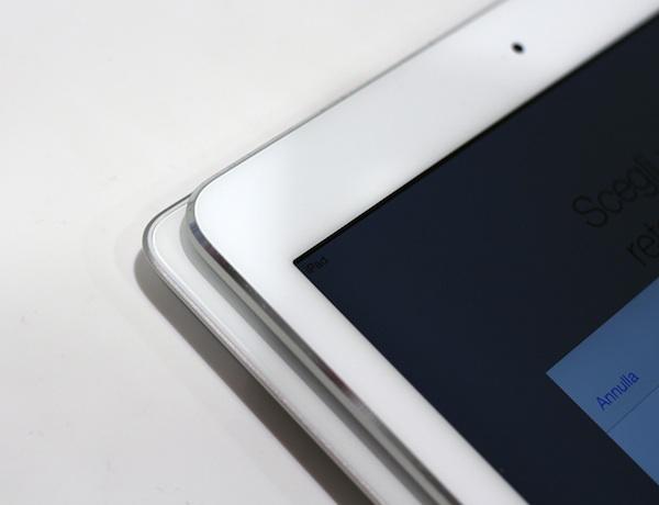 iPad 4 e iPad Air