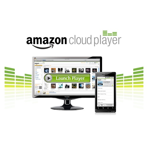 Amazon Cloud Player icon 500