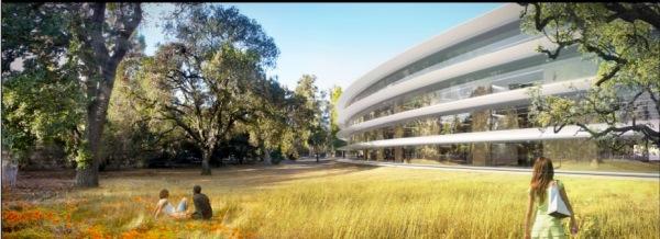 Apple campus 2 3